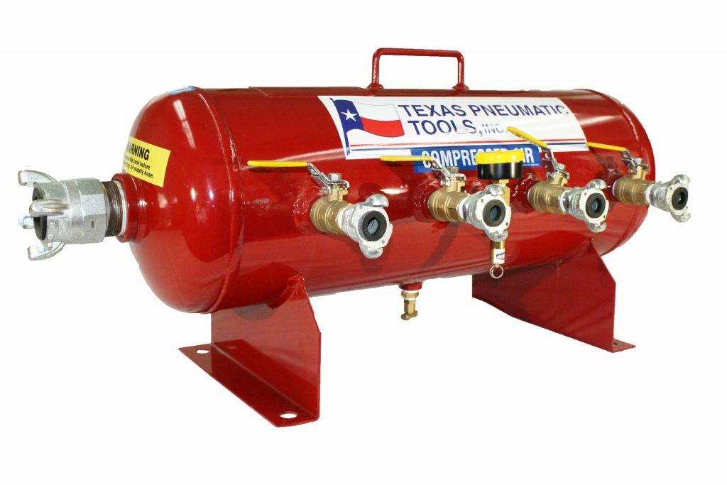 Texas Pneumatic Air Manifold Knickerbocker Russell