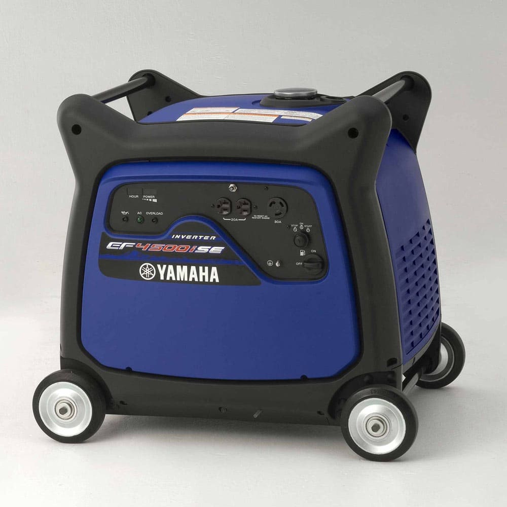 Yamaha ef4500ise knickerbocker russell for Yamaha credit card phone number