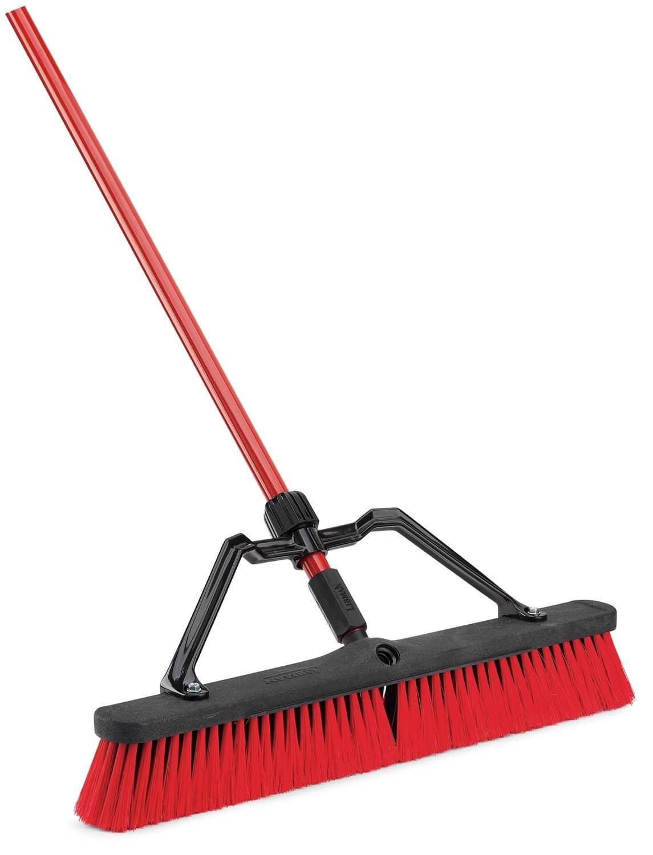 Brooms Street/Garage/House Broom Handles & Replacement Threads